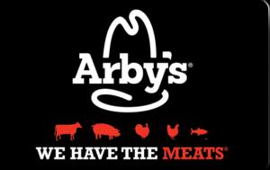 Buy Arbys Gift Cards or eGifts in bulk