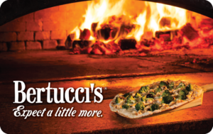 Buy Bertuccis Gift Cards or eGifts in bulk