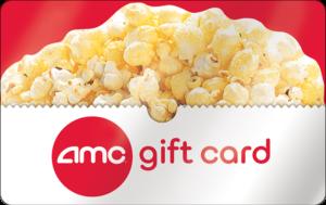 Buy AMC Theatres Gift Cards or eGifts in bulk