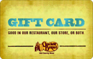 Buy Cracker Barrel Gift Cards or eGifts in bulk