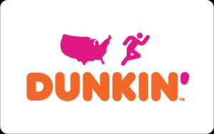 Buy Dunkin Gift Cards or eGifts in bulk