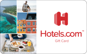 Buy Hotels.com Gift Cards or eGifts in bulk