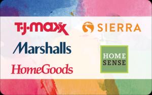 Buy Marshalls Gift Cards or eGifts in bulk