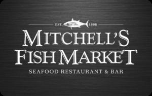 Buy Mitchells Fish Market Gift Cards or eGifts in bulk