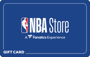 Buy NBA store Gift Cards or eGifts in bulk