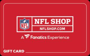 Buy NFL Shop Gift Cards or eGifts in bulk