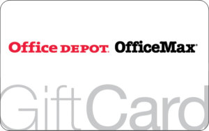 Buy Office Max Gift Cards or eGifts in bulk
