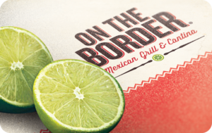 Buy On The Border Gift Cards or eGifts in bulk