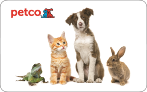 Buy Petco Gift Cards or eGifts in bulk