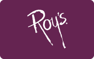 Buy Roys Restaurant Gift Cards or eGifts in bulk
