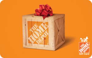 Buy The Home Depot Gift Cards or eGifts in bulk