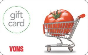 Buy Vons Gift Cards or eGifts in bulk